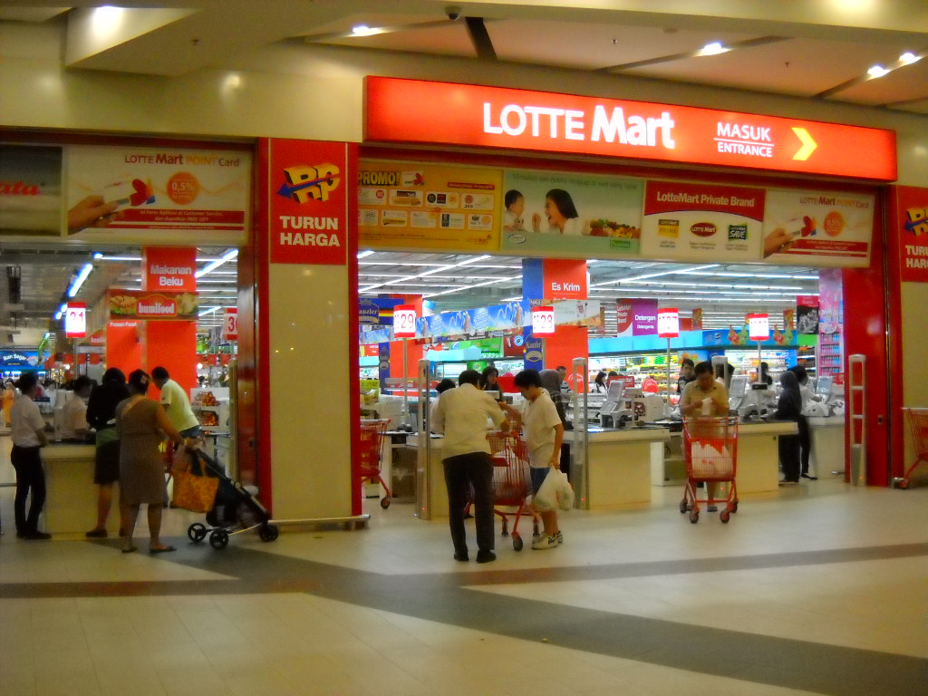 Lotte Mart - Wikipedia bahasa Indonesia, ensiklopedia bebas