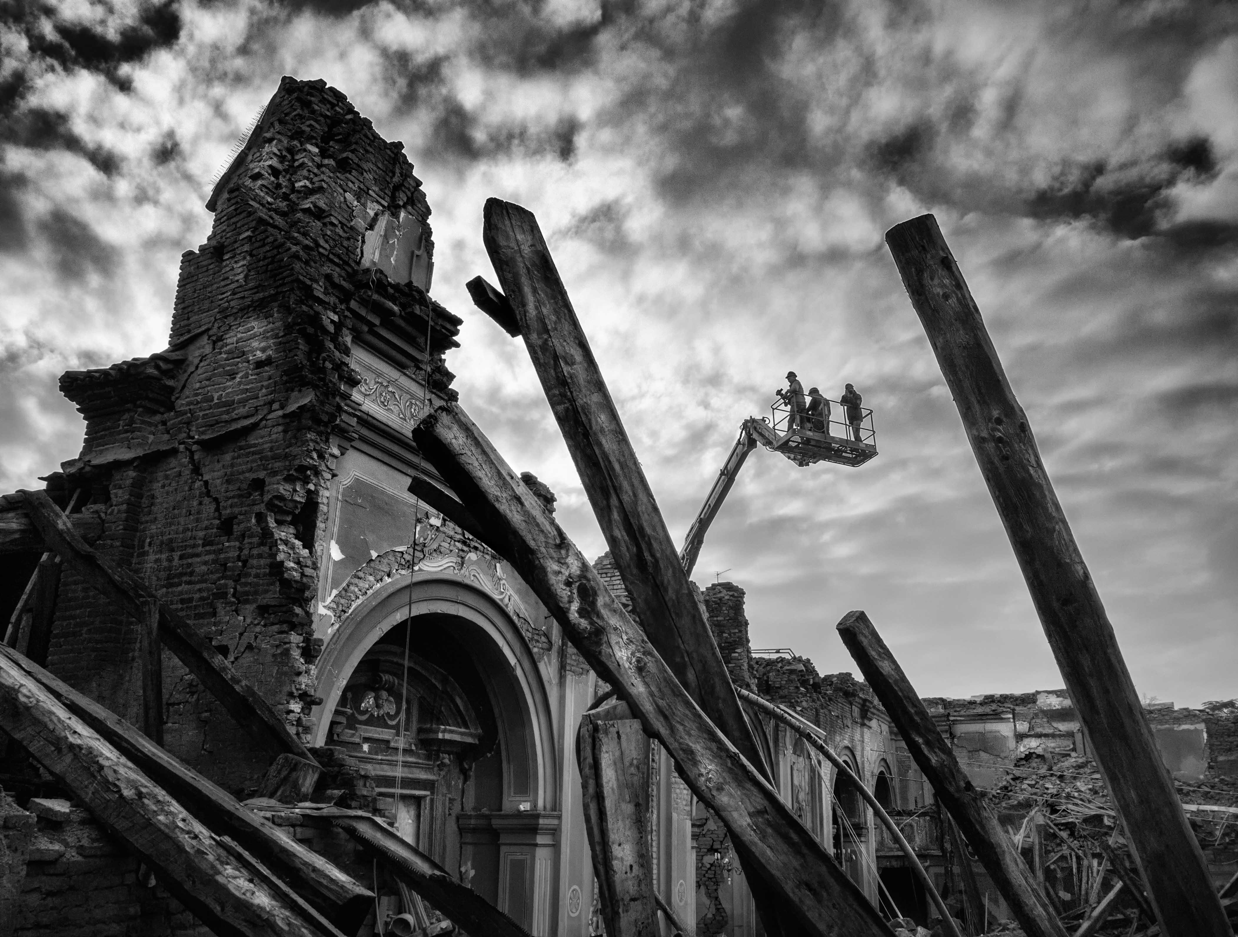 Chiesa Parrocchiale di San Felice Vescovo Martire. Foto: lucaphoto CC BY-SA 4.0. via Wikimedia Commons.