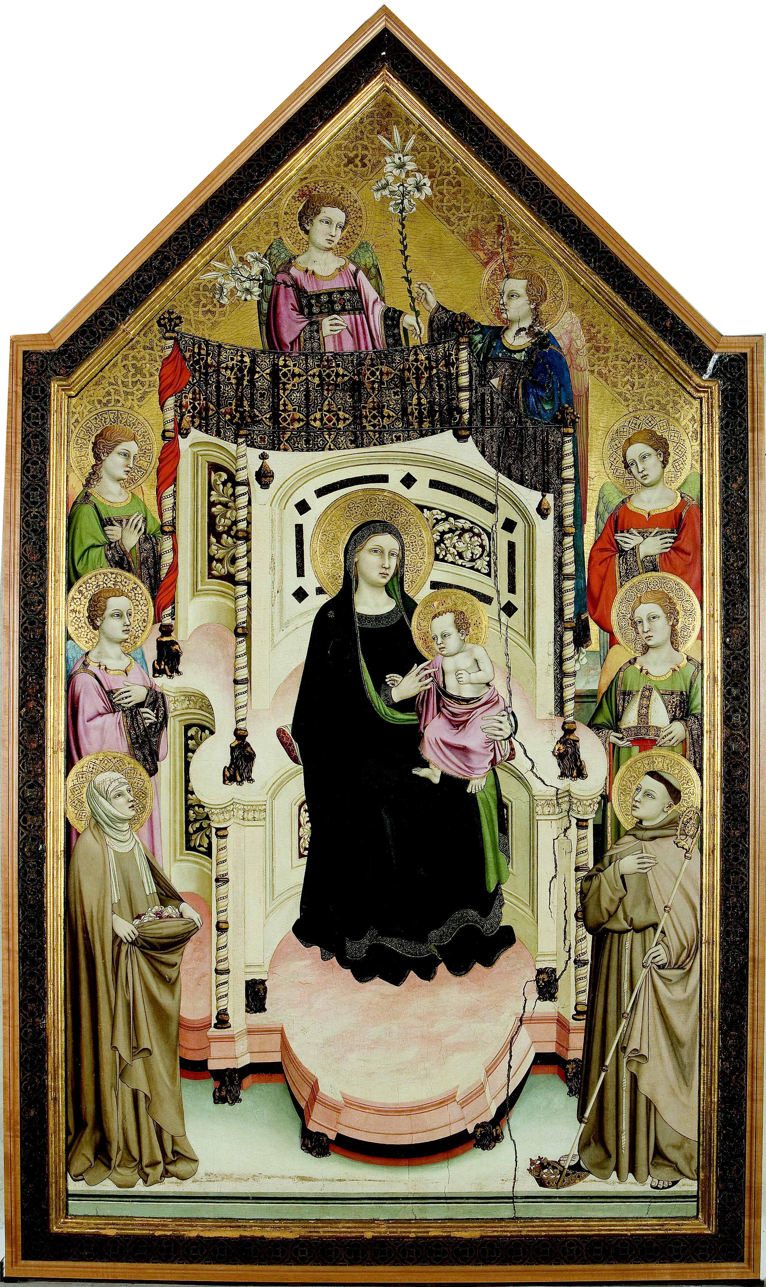 https://upload.wikimedia.org/wikipedia/commons/9/90/Maestro_di_figline%2C_Madonna_in_trono_col_Bambino_fra_San_Ludovico_di_Tolosa_e_Sant%27Elisabetta_di_Ungheria.jpg