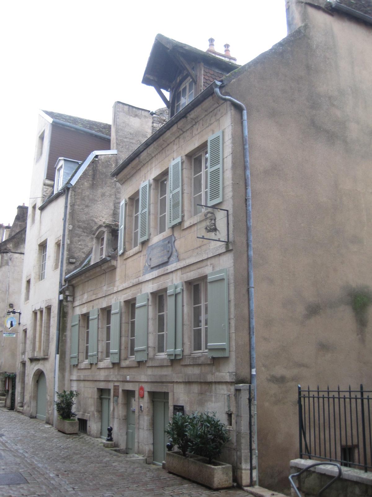 File maison louis pasteur dole 001 jpg wikimedia commons for Maison dole