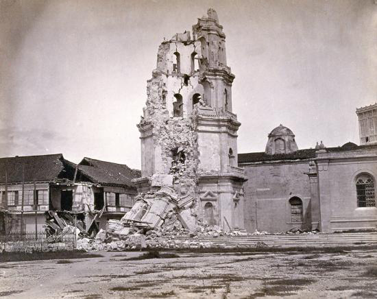 List of earthquakes in the Philippines - Wikipedia