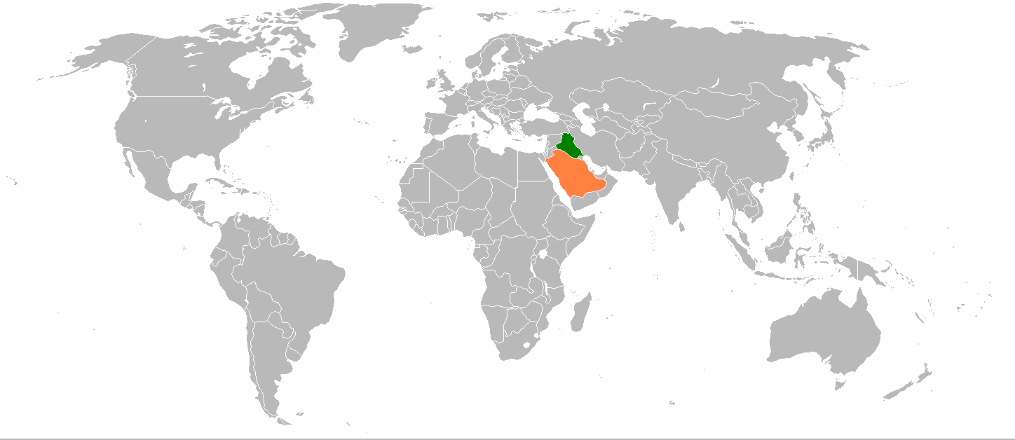 FileMap indicating location of Saudi Arabia and Iraqpng