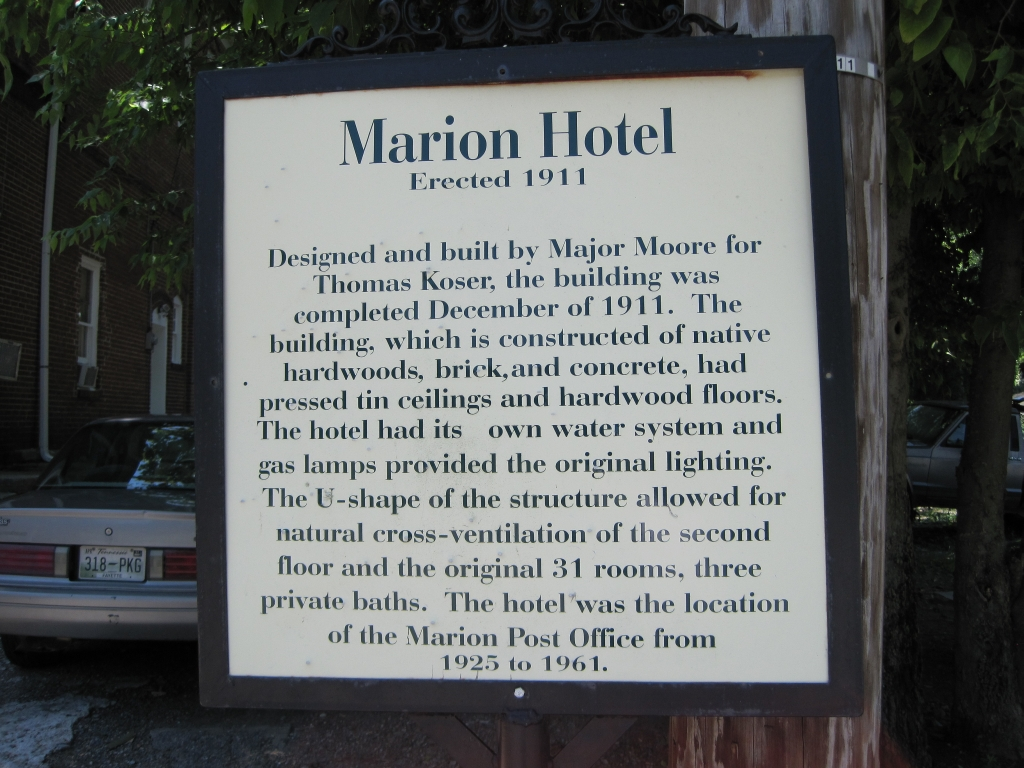 File Marion Ar 20 Hotel Sign Jpg