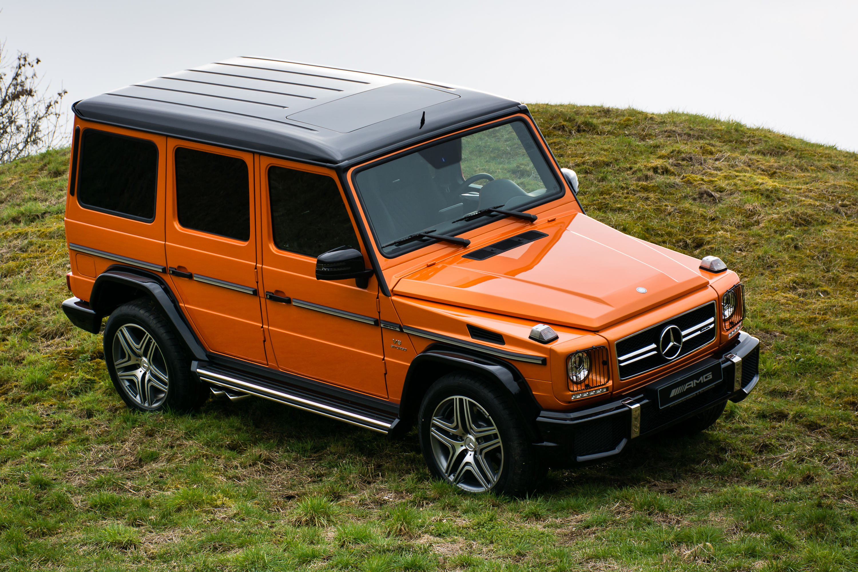 file mercedes amg g 63 crazy colors. Black Bedroom Furniture Sets. Home Design Ideas