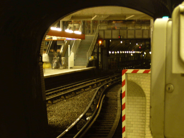 Metro ligne 12 - Trajet metro gare de lyon porte de versailles ...