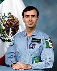 Rodolfo Neri Vela Mexican scientist and astronaut