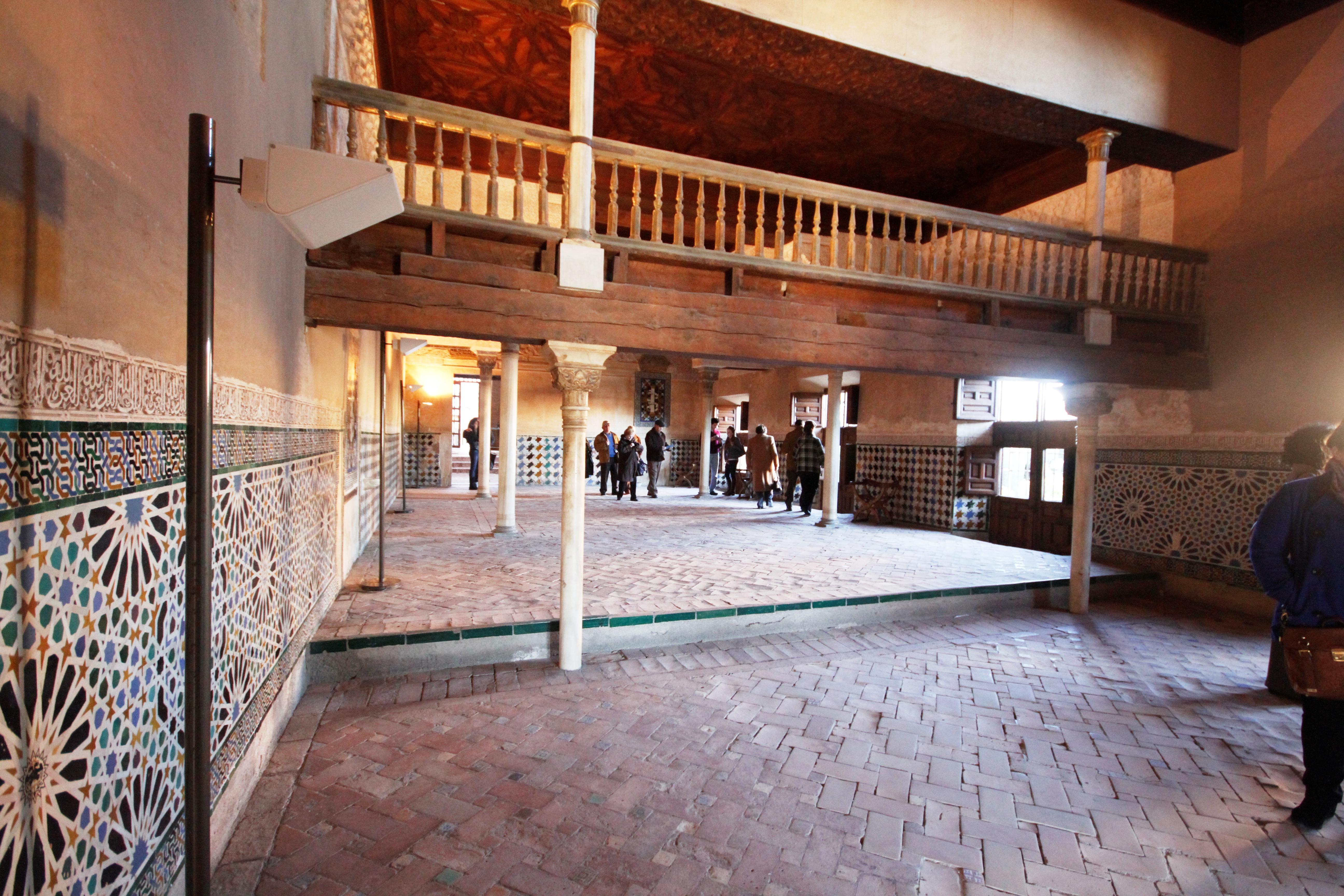 granada palacio mexuar: