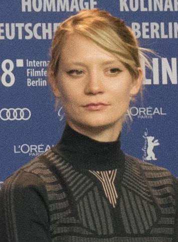 Mia Wasikowska in 2018