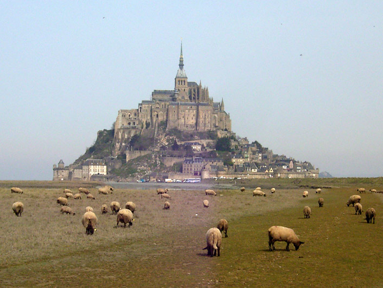 Mont Saint Michel Restaurant La M Ef Bf Bdre Poulard