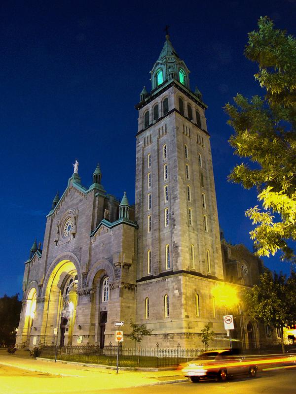 Church Of Nativit 233 De La Sainte Vierge D Hochelaga Wikipedia