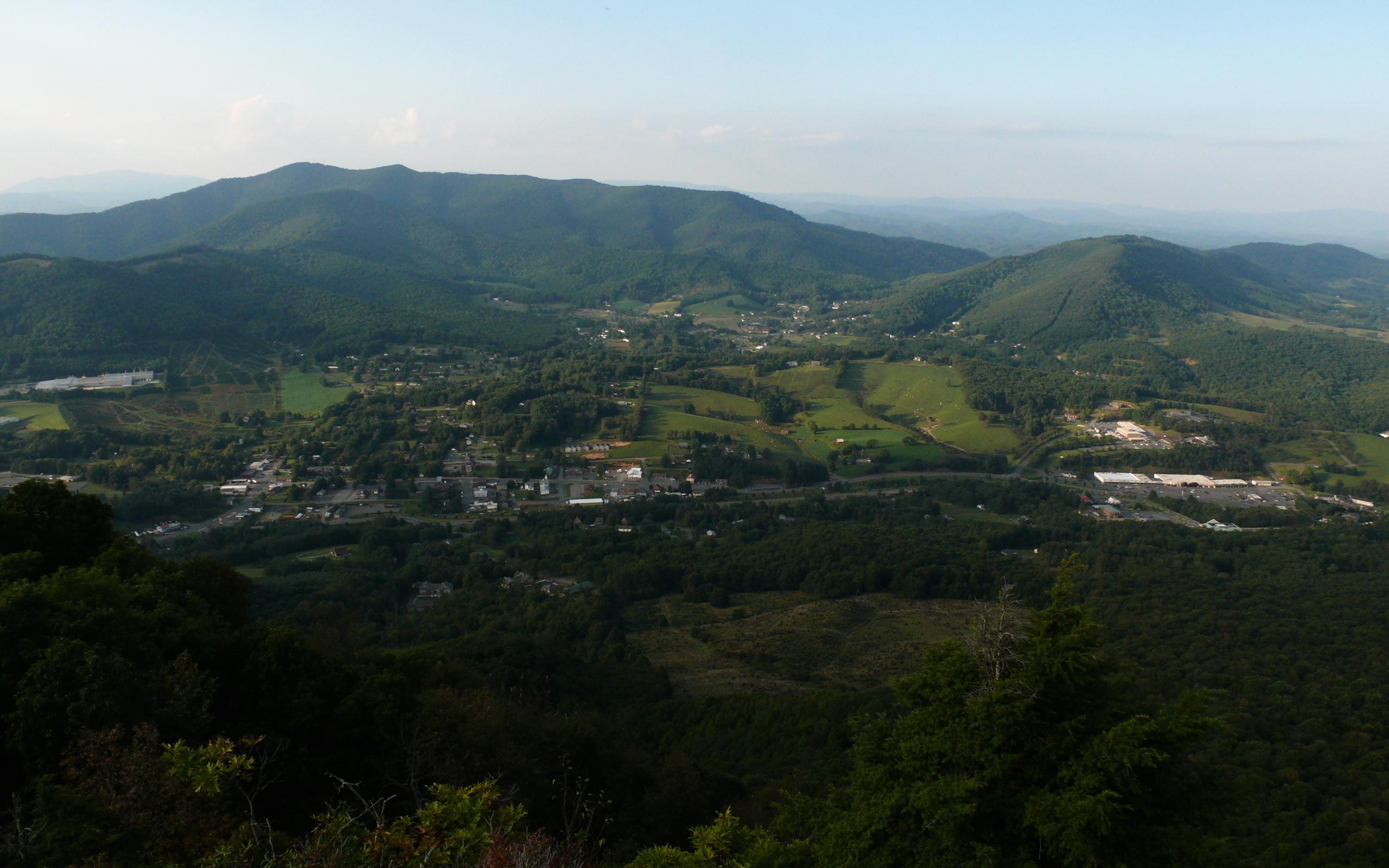 Jefferson (NC) United States  city photos : Mount Jefferson State Natural Area Destination Guide Triporati
