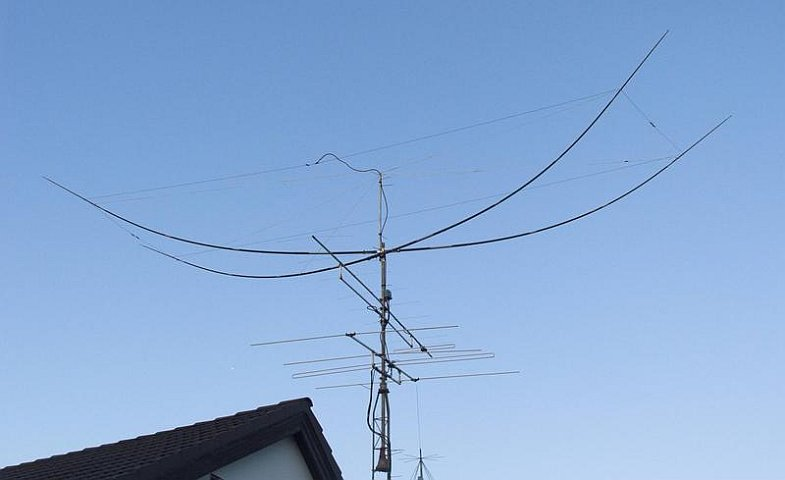 Moxon Antenne 20m