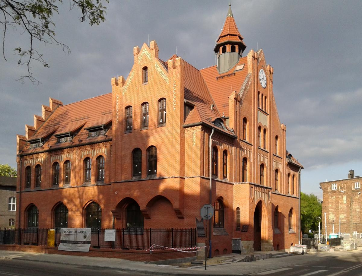 Muzeum Powstań Śląskich w Świętochłowicach – Wikipedia, wolna ...