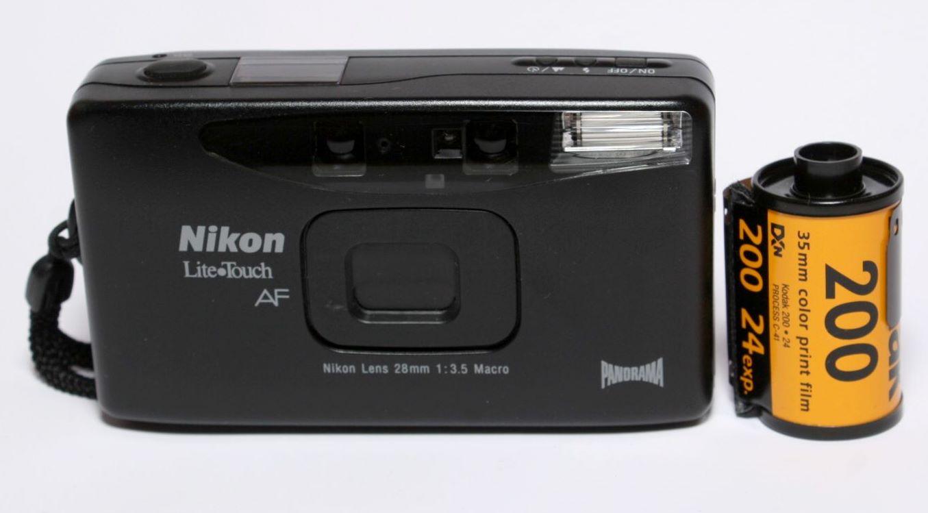 Nikon LiteTouch AF