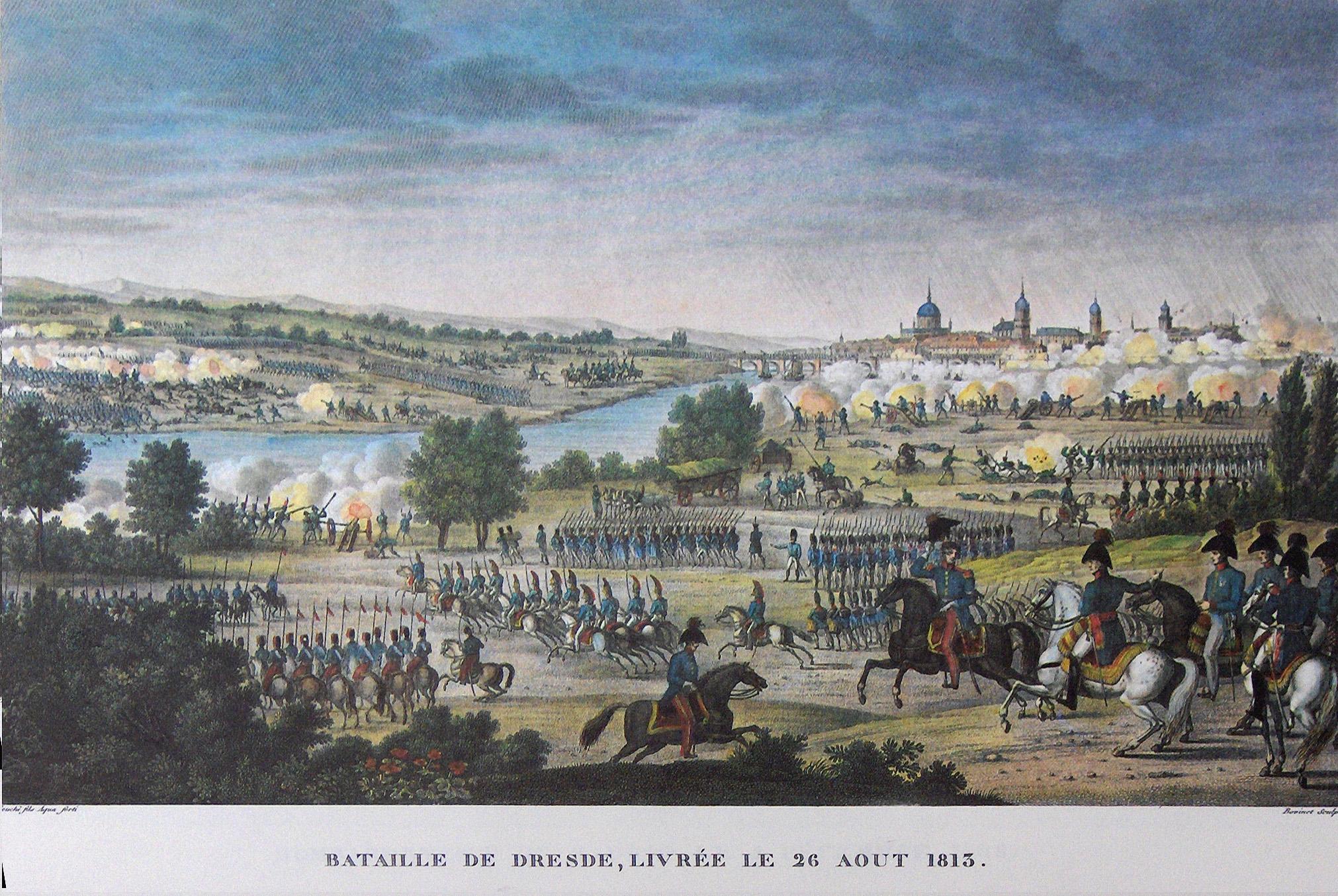Battle Of Dresden Wikipedia