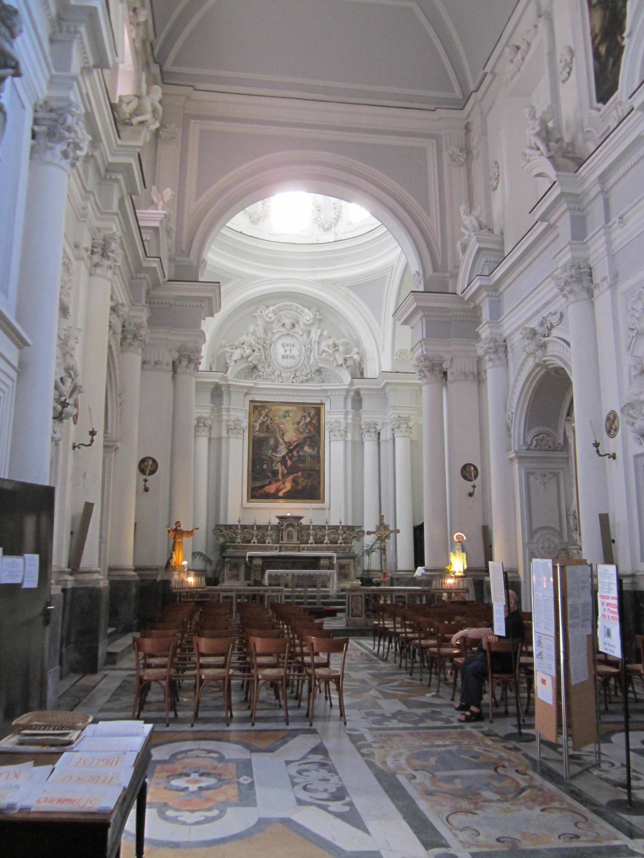 File napoli chiesa di sant 39 angelo a nilo interno jpg for Decorazione wikipedia