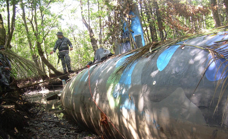 подводные лодки эквадора