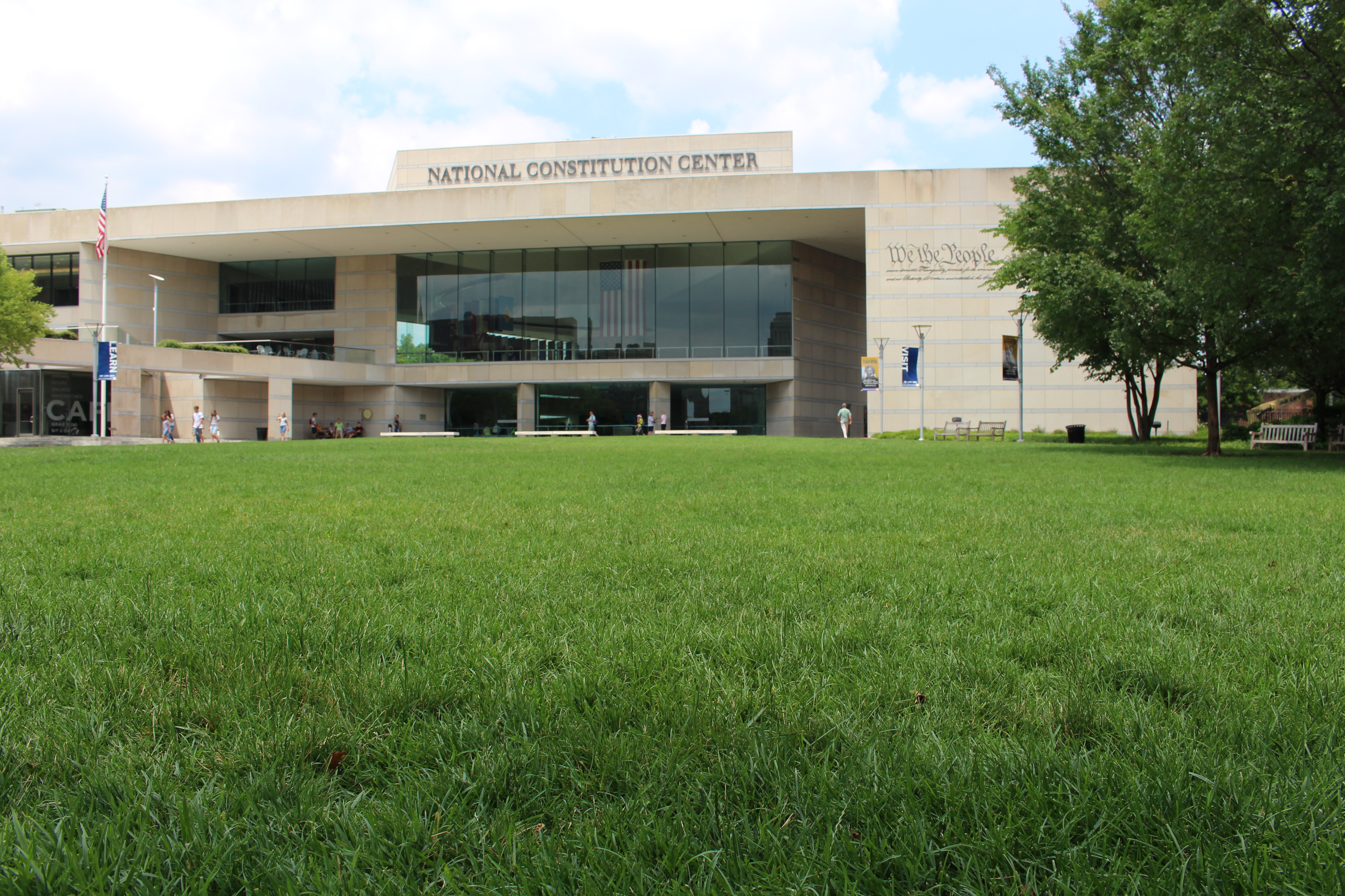 National Constitution Center - Wikipedia