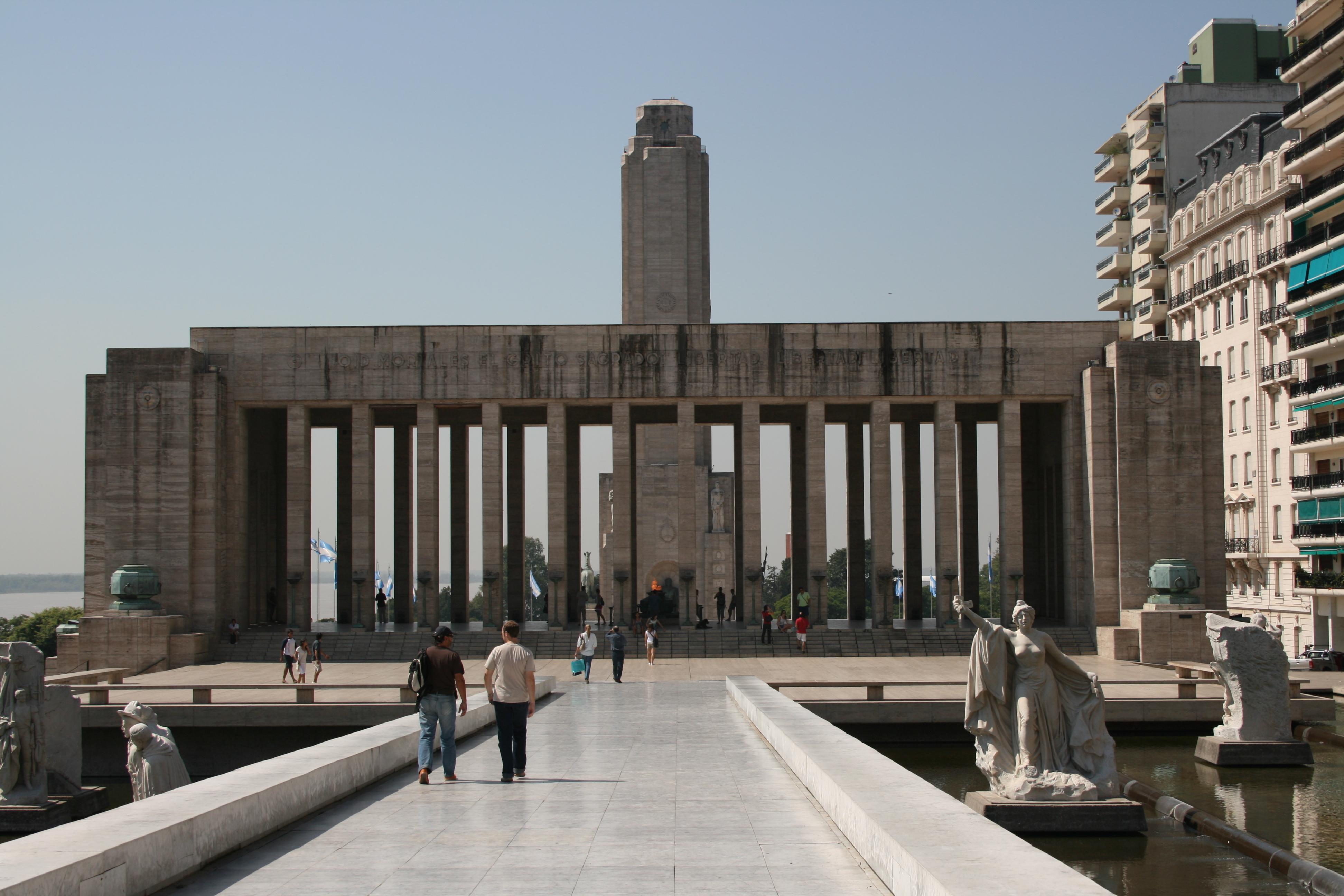 National Flag Memorial (Argentina) Wikipedia