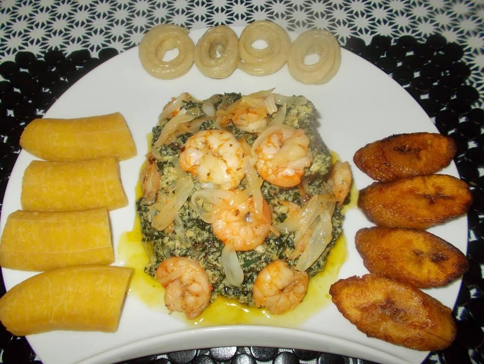 Cuisine A La Table Du Cameroun Happy In Africa