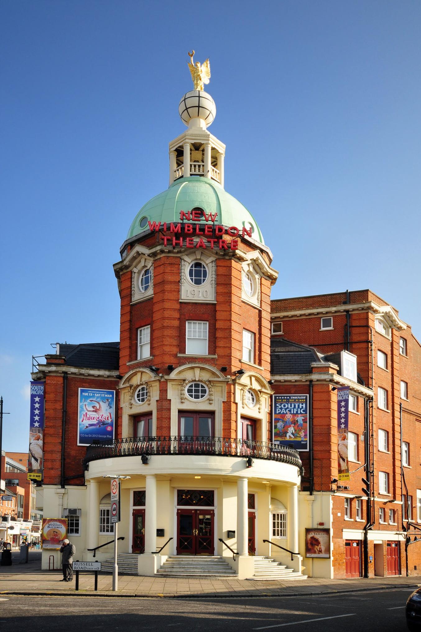 New Wimbledon Theatre Wikipedia