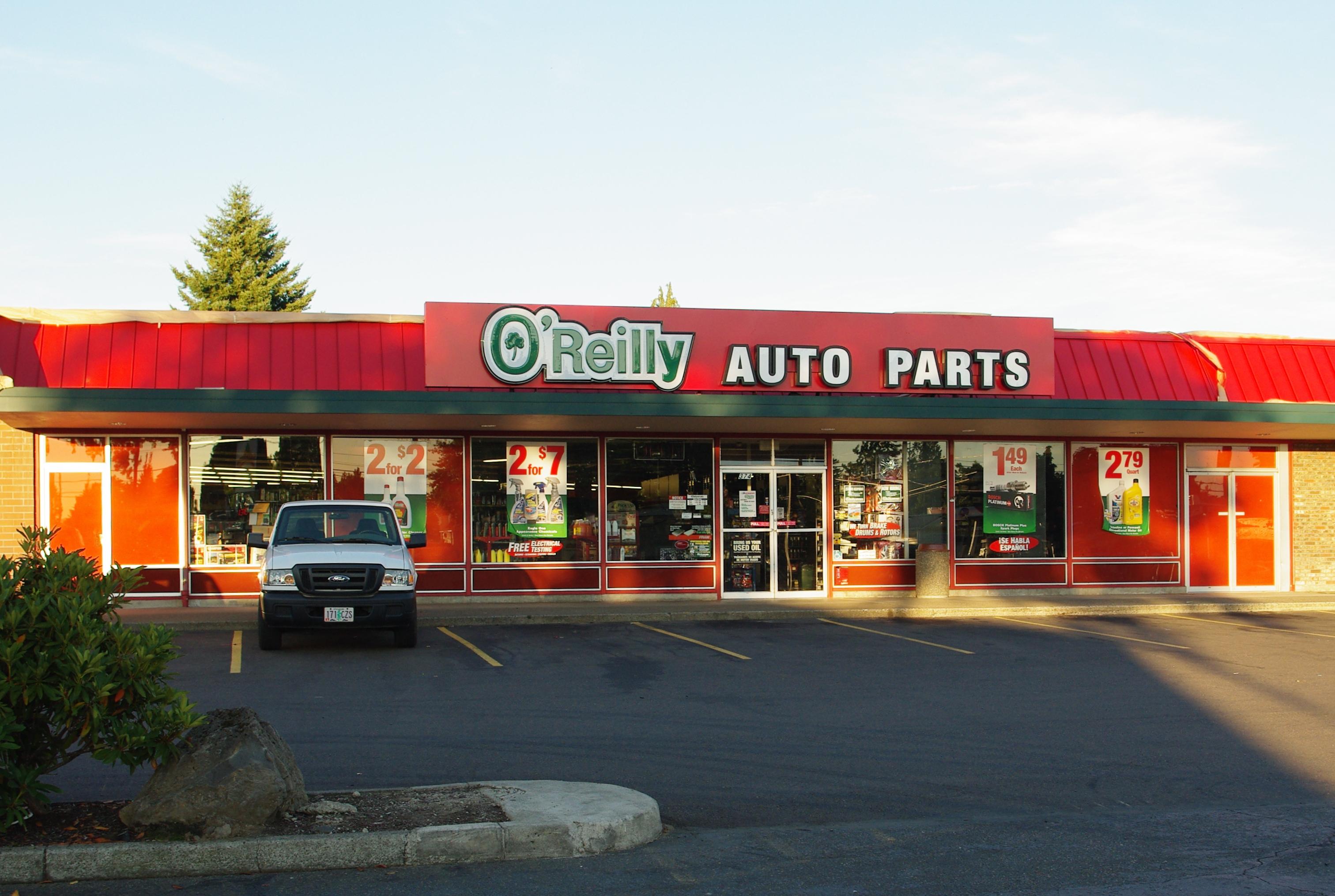 o'reilly auto parts - photo #14