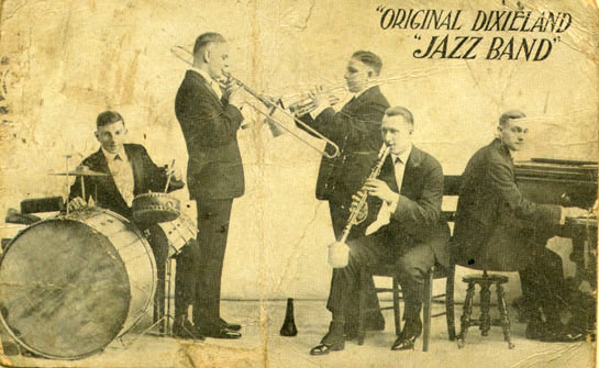 Original Dixieland Jazz Band Original Dixieland Jazz Band The Tiger Rag - Jazz Me Blues