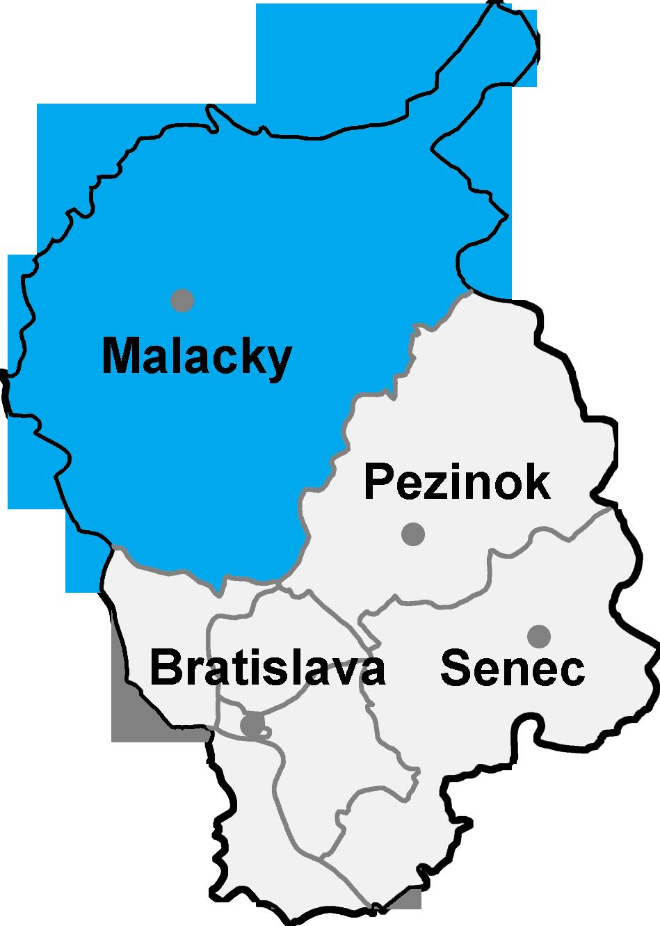 Malacky District Wikipedia