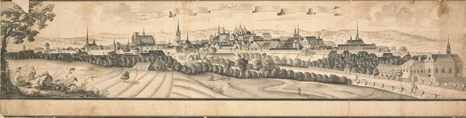 Olomouc 1731-1732 Anonym Veduta.jpg