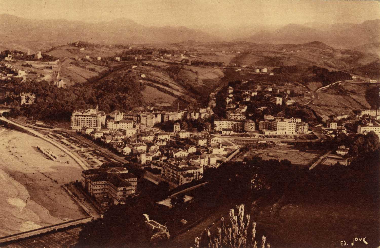 Antigua 1920ko hamarkadan