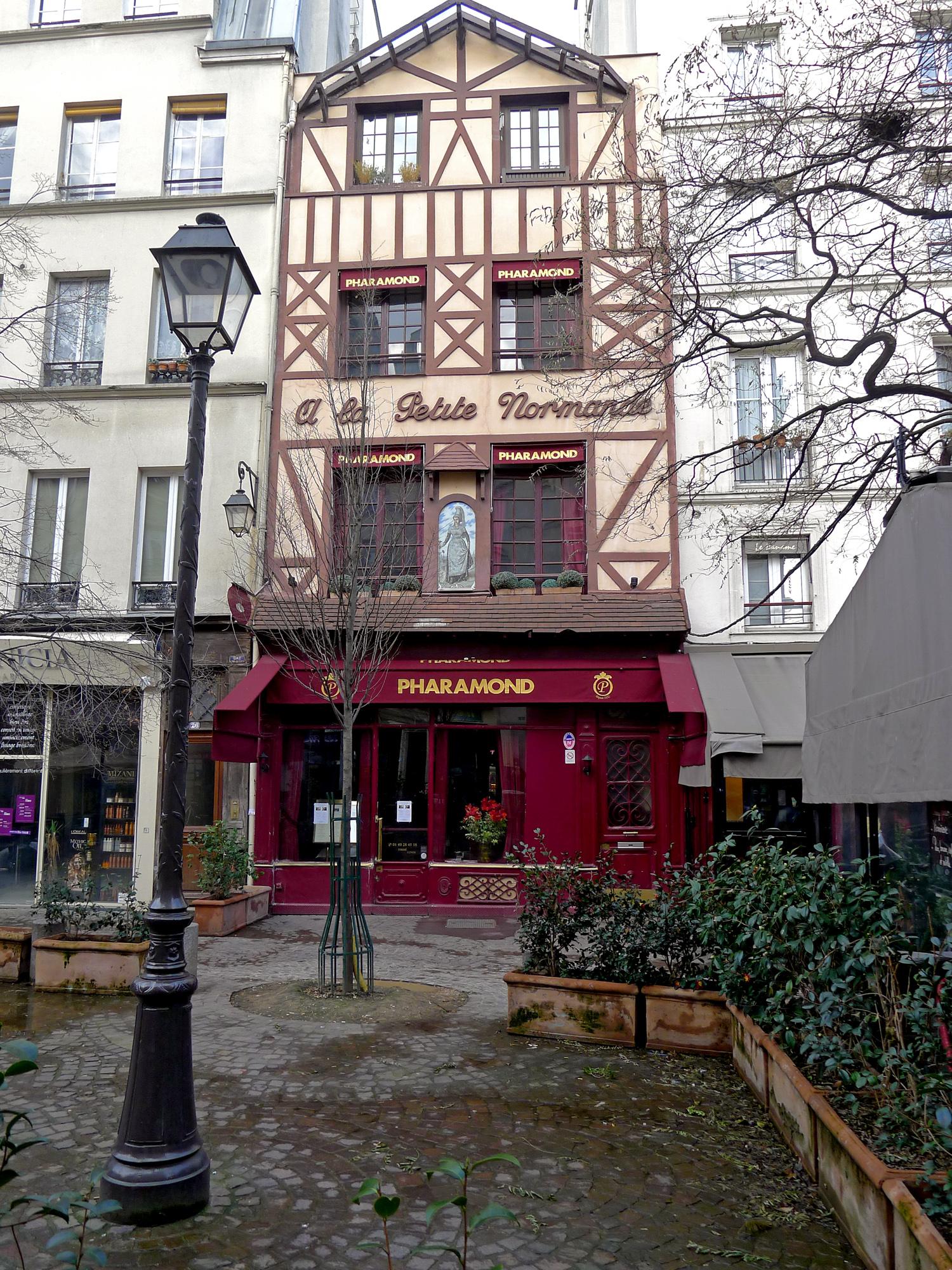 La Restaurant Halles Tours