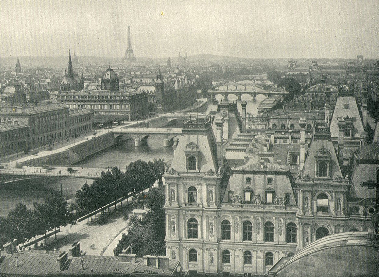 Paris in 1890's