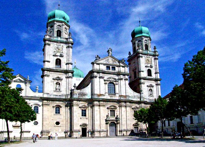 Passauer Dom Gottesdienste