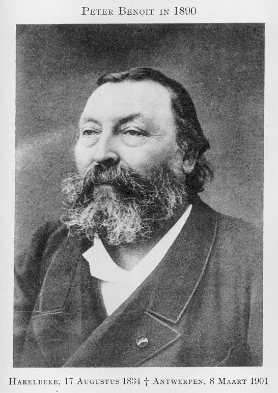 Peter Benoit Wikipedia
