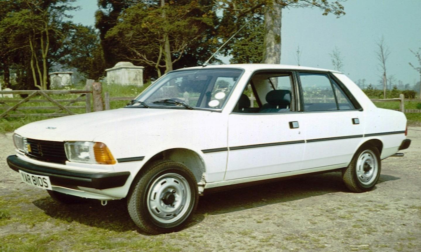 Peugeot 305 Wikipedia
