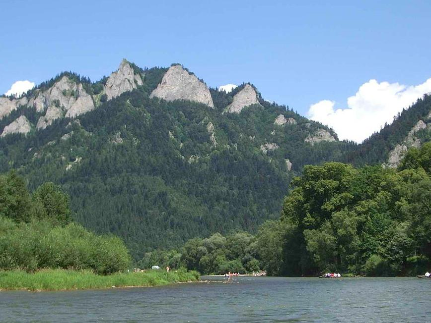 Pieniny National Park (Poland) - Wikipedia