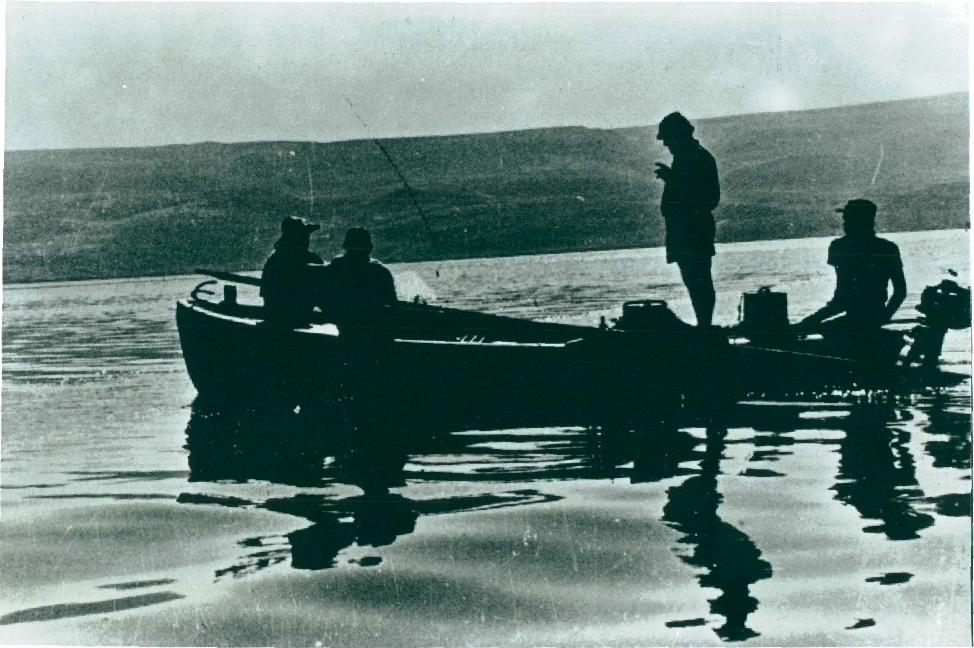 דייג בימת החולה
