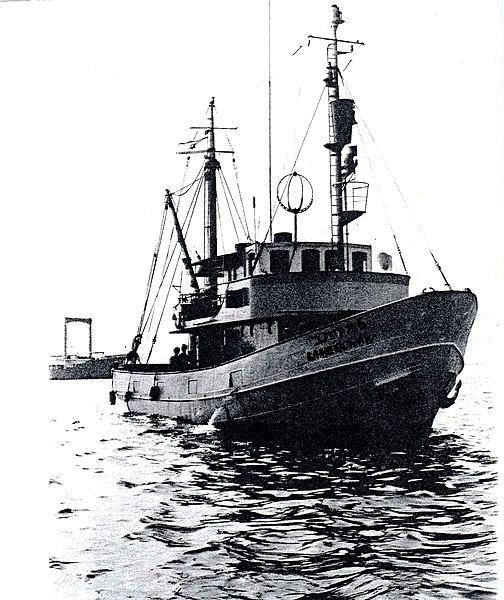 ספינת הדייג - למרחב