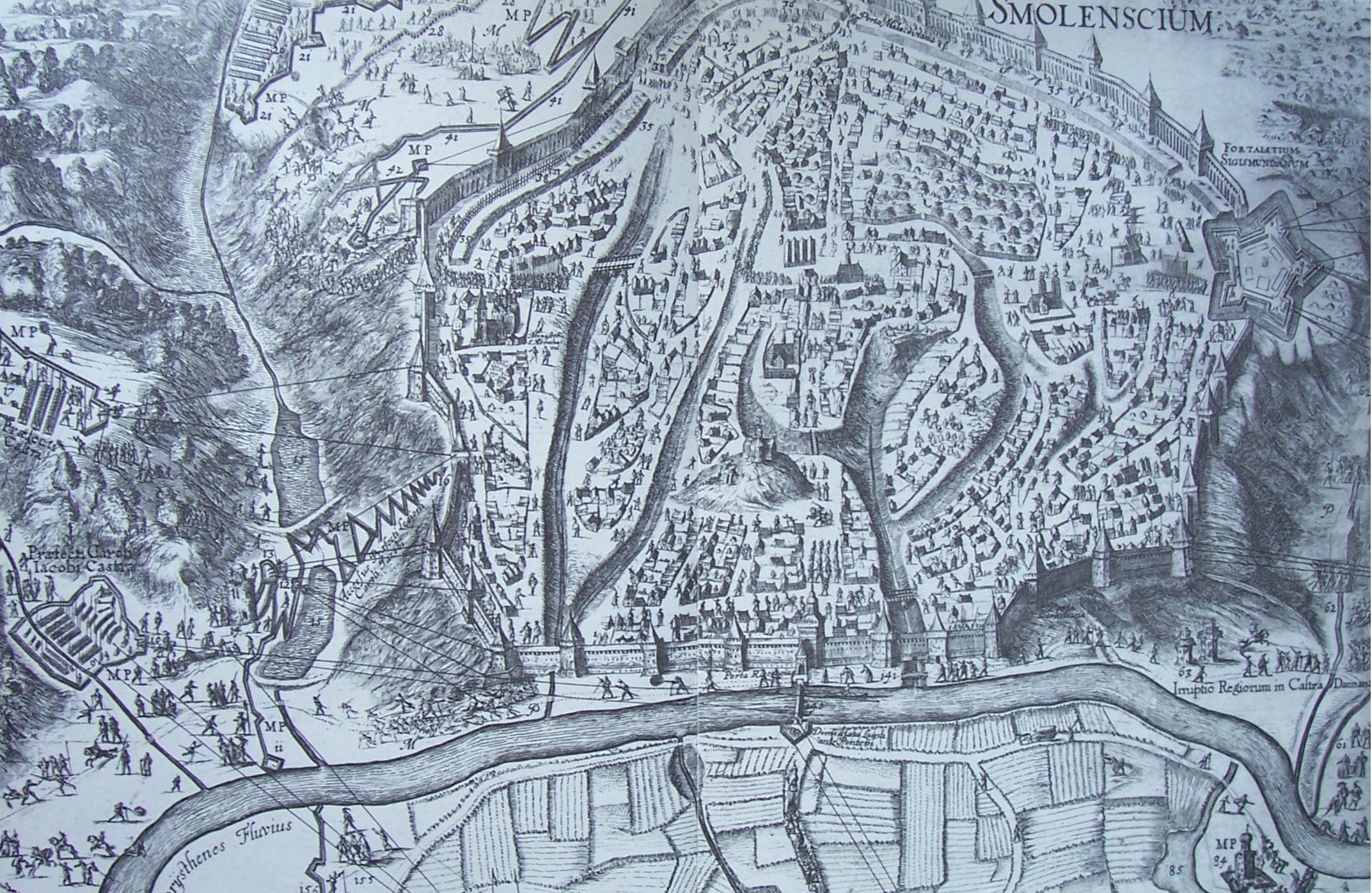 Plan osadi Smolenska 1632-1633 1.JPG