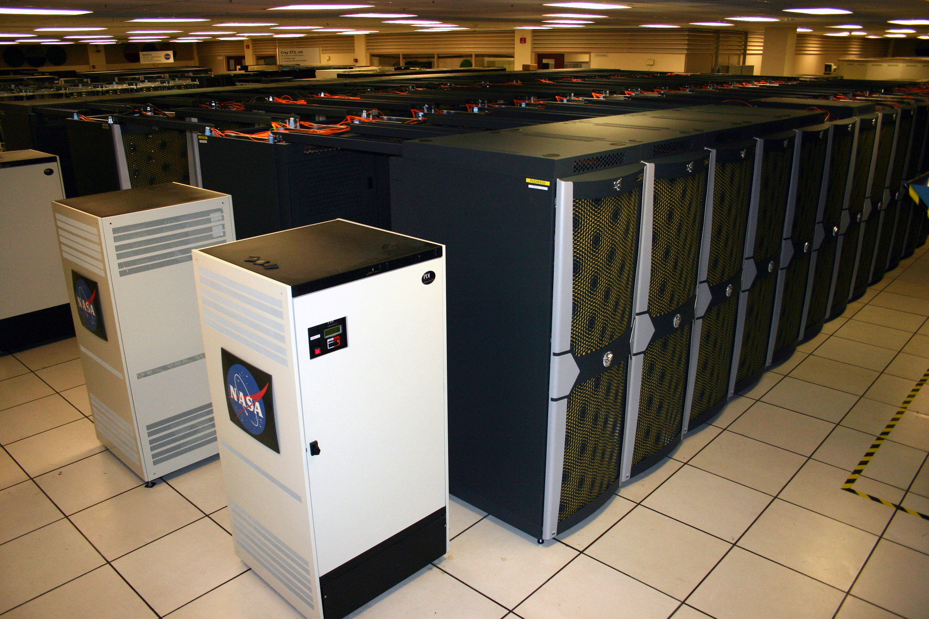Pleiades (supercomputer) - Wikipedia