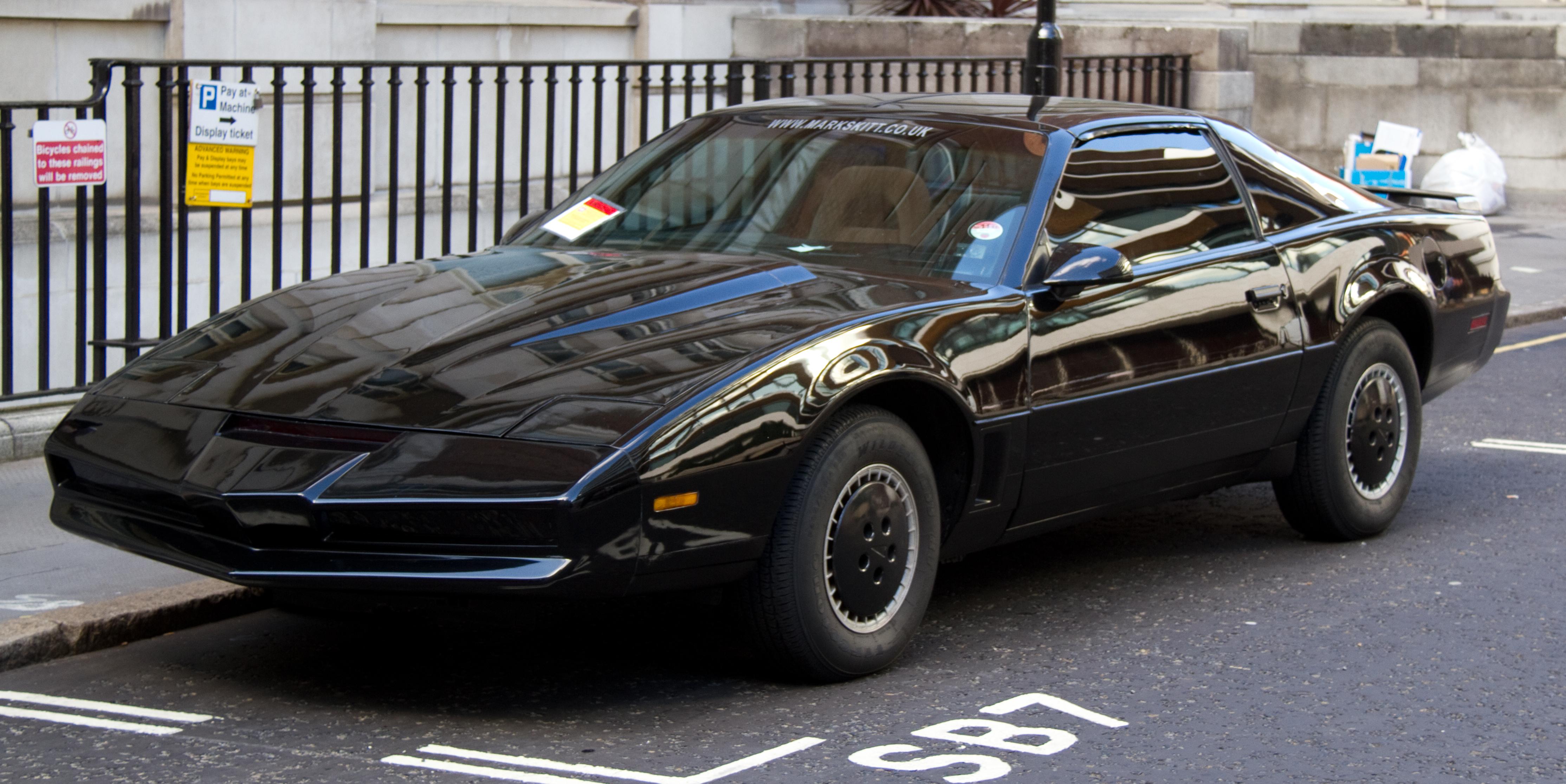 Knight Rider Kitt 1982