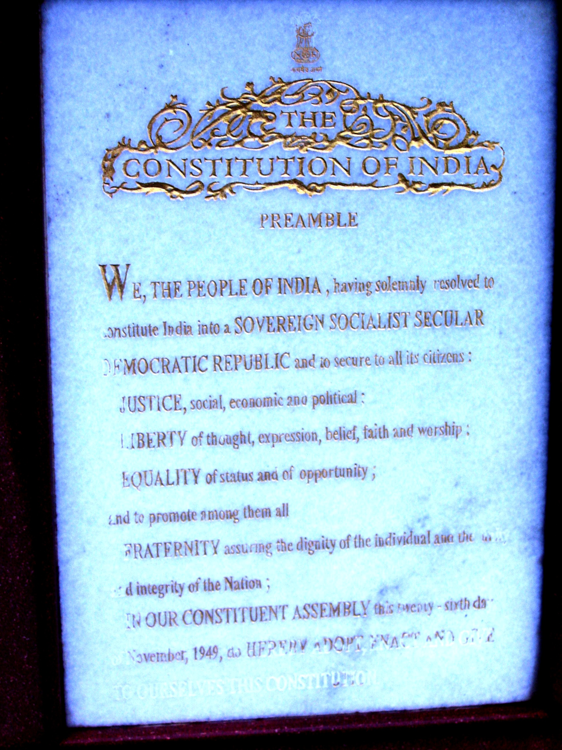 File:Preamble-Constitution-India.jpg - Wikimedia Commons