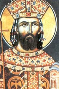 File:Prince Lazar (Ravanica Monastery).jpg