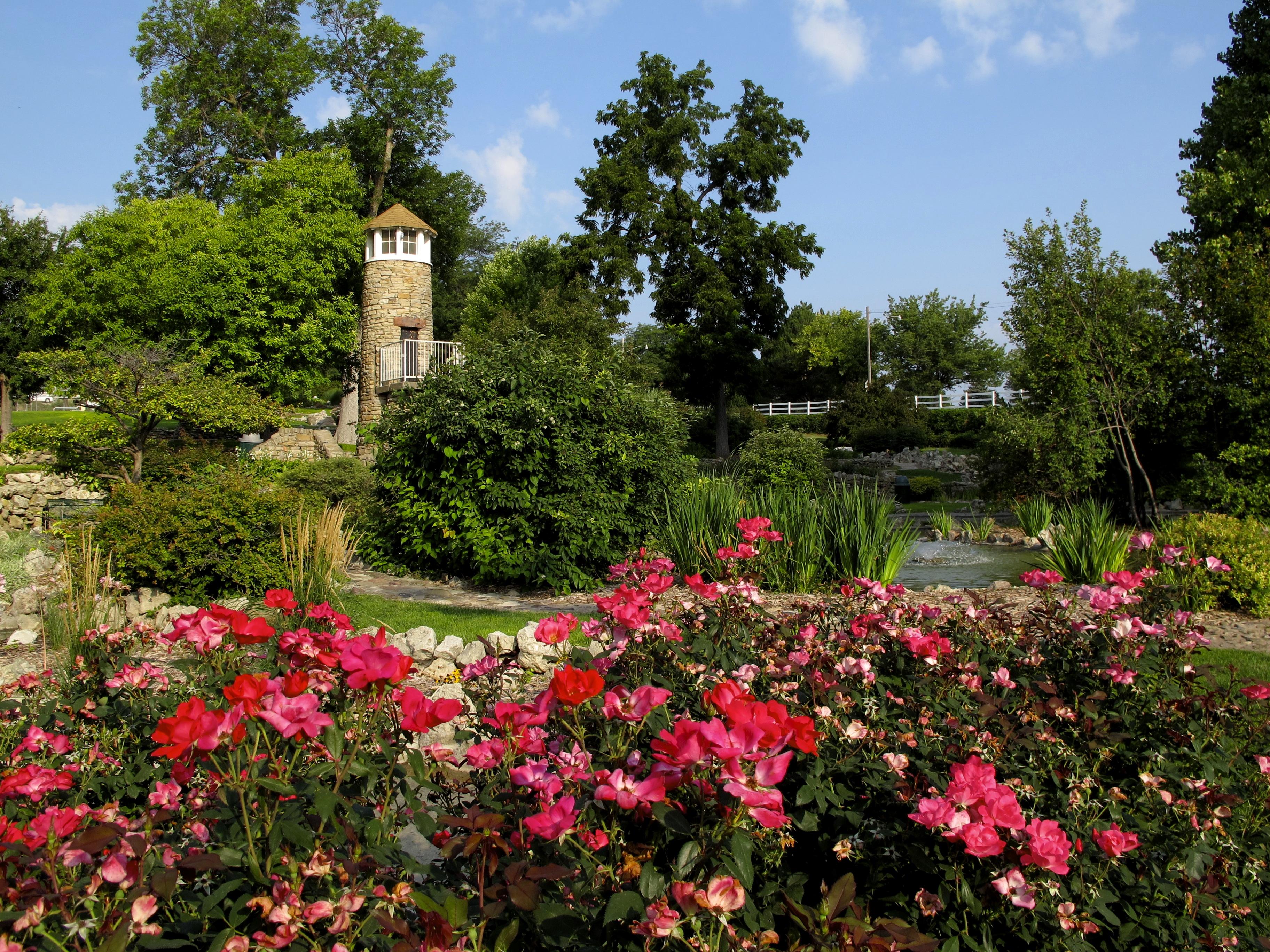 filerock garden lighthouse harmon park kearney nejpg - Garden Lighthouse