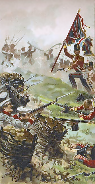 Russo-British skirmish during the Crimean War Russo-British skirmish during Crimean War.png