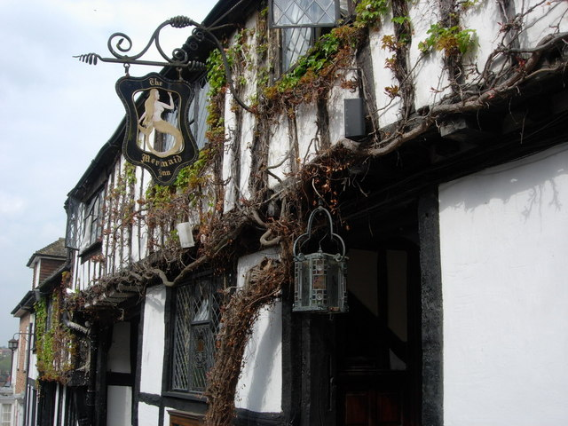 Rye, the Mermaid Inn - geograph.org.uk - 170715