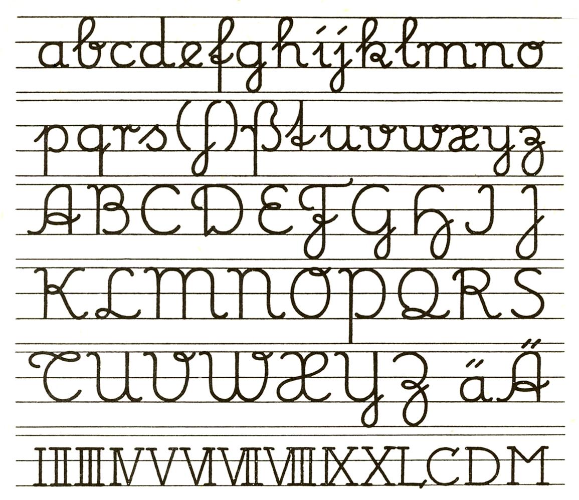 Image Result For Printable Letter K