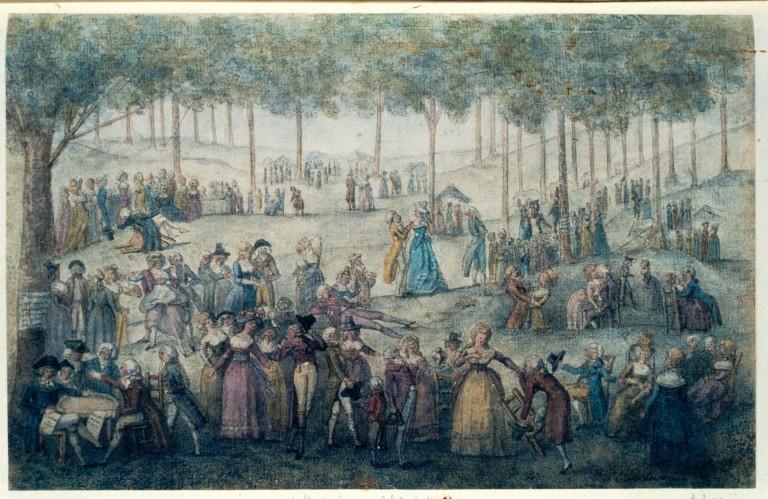 la Fête des Loges à saint germain en laye