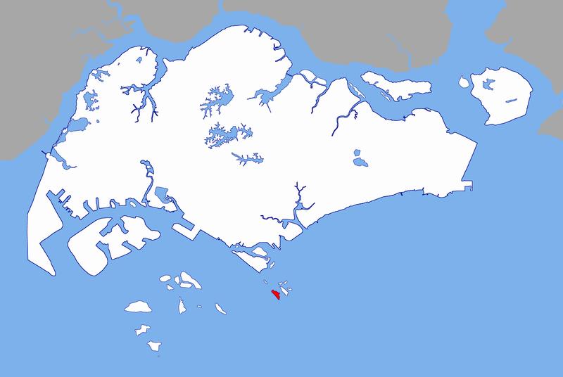 Saint John\'s Island - Wikipedia