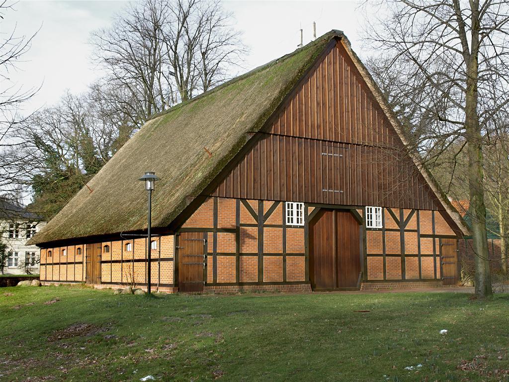 German houses, Barns and Bricks on Pinterest